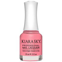 Kiara Sky Nail Lacquer - N537 Cotton Kisses