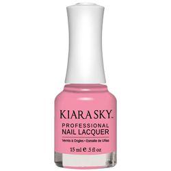 Kiara Sky Nail Lacquer - N565 Pink Champagne
