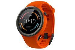Motorola Moto 360 Sports Smart Watch 45mm (Flame)