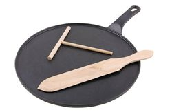 Chasseur Crepe Pan Black 30cm