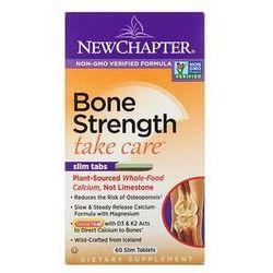 New Chapter, Bone Strength Take Care, 60 Slim Tablets