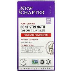 New Chapter, Bone Strength Take Care, 120 Vegetarian Slim Tablets