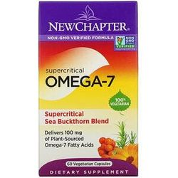 New Chapter, Supercritical Omega-7, 60 Vegetarian Capsules