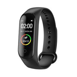 Smart Watch Sports Heart Rate Fitness Tracker Motion - Black (AU Stock)