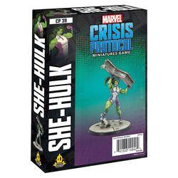 Marvel Crisis Protocol Miniatures Game She-Hulk