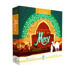 Merv: The Heart of the Silk Road Board Game