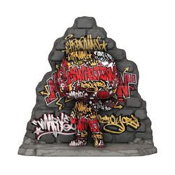 Marvel's Iron Man Graffiti Deco Deluxe Funko POP! Vinyl