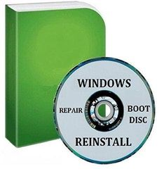Windows XP Professional Recovery Repair Restore plus Drivers Pack DVD No Internet Required Disc