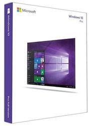 Windows 10 Professional 32 bit/64 bit English International | PC | USB Flash Drive