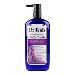 Dr Teals Body Wash Lavender 710ml