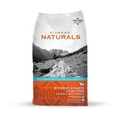Diamond Naturals Adult Extreme Athlete Dog Food 18kg