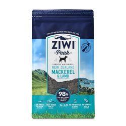 ZiwiPeak Air Dried Dog Food Mackerel & Lamb 1kg