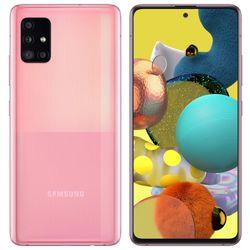 Samsung Galaxy A51 5G A516B-DS 6GB Ram 128GB Rom Dual Sim - Pink