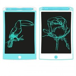 8.5 Inch Lcd Writing Tablet Drawing Board- Blue