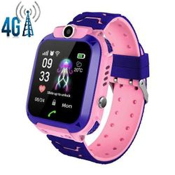 Kids Smart Watch, 4G, Waterproof, Video Call, High-Definition Camera, Real-time Positioning, Children, GPS, SmartWatch, Tracker, Child, Location, etc