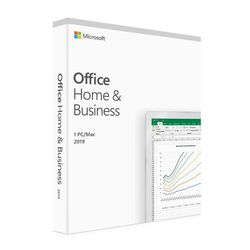 Microsoft Office Home & Business 2019 ESD Licence [T5D-03182]