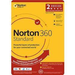 Norton 360 Standard 1 User 2 Device - OEM [21396611]