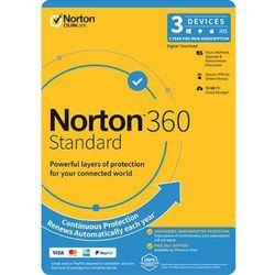 Symantec Norton N360 Standard 10GB 1U 3D 12Months [21396503]