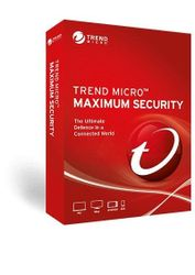 Trend Micro Maximum Security 1-5 Devices 1Y [TICEWWMDXSBYEF]