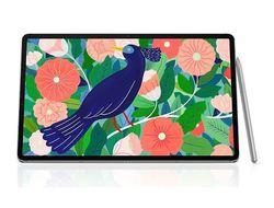 Samsung Tab S7 4G+WiFi 8GB 256GB Mystic Silver [SM-T875NZSEXSA]