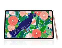 Samsung Tab S7 Wi-Fi 6GB 128GB Mystic Bronze [SM-T870NZNAXSA]