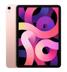 Apple 10.9-inch iPad Air (4th Gen) Wi-Fi 256GB - Rose Gold [MYFX2X/A]
