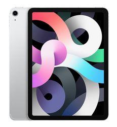 Apple 10.9-inch iPad Air (4th Gen) Wi-Fi + Cellular 256GB - Silver [MYH42X/A]
