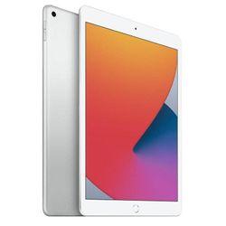 Apple 10.2-inch iPad (8th Gen) Wi-Fi 32GB - Silver [MYLA2X/A]