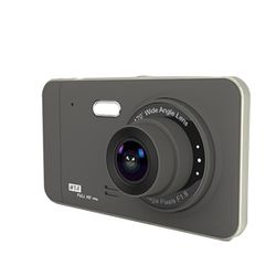 GT19 with Rear Camera 4 inch 1080P Dual Recording Driving Recorder Car DVR