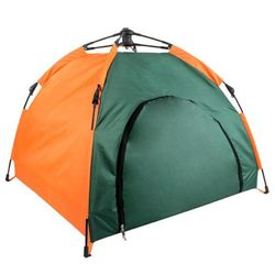 Portable In/Outdoor Camping Tent Dog House Pet Sun Shelter Folding Warm