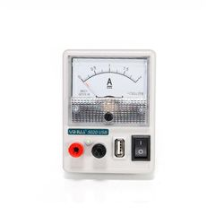 502D 5V 2A USB Mini DC Power Supply Ammeter for Phone Repair Current Detection
