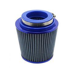 T10176 Car Modification Improve Air Intake Filter High Airflow 3 Rubber Circle Mushroom Shape