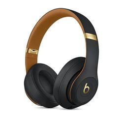 Beats Studio3 Active Noise Canceling Bluetooth/Wireless Headphones Midnight BLK