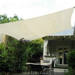 Wallaroo Waterproof 2m X 4m Outdoor Sun Shade Sail Canopy Rectangle