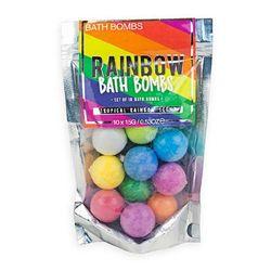 Rainbow Bath Bombs
