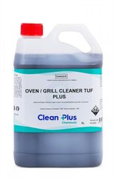New Best Buy Tuf Plus Oven/ Grill Cleaner - Brown 5L