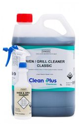 New Best Buy Classic Oven/Grill Cleaner - Clear 5L