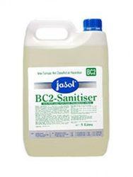 New Jasol Bulk Concentrate Bc2 Food Safe Sanitiser - Green Carton (3 X 5L)