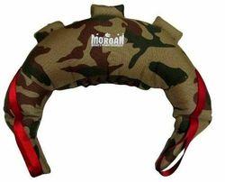 MORGAN Bulgarian Bag Strength Fitness Training Sand Bag- 17Kg