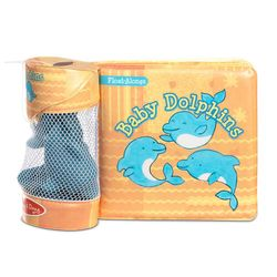 Melissa & Doug: Float Alongs - Baby Dolphins