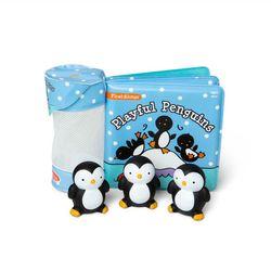 Melissa & Doug: Float Alongs - Playful Penguins