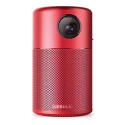Anker Nebula Capsule Portable Projector D4111C91 - Red