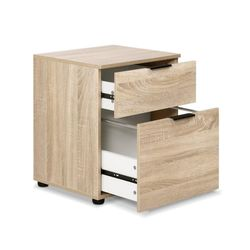 Artiss Filing Cabinet 2 Drawers