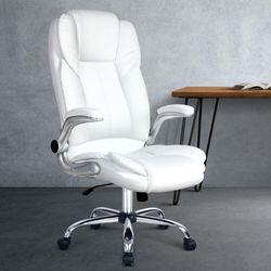 Artiss KEA Office Chair (White)