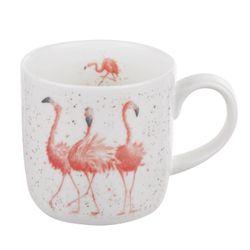 Royal Worcester Wrendale Pink Ladies Single Mug