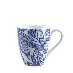 Rose & Tulipani Nador Blue Mug Leaves