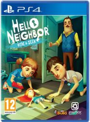 Hello Neighbor Hide and Seek PS4 Game