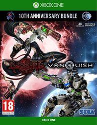 Bayonetta & Vanquish 10th Anniversary Bundle Launch Edition Xbox One Game