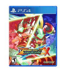 Mega Man Zero/Zx Legacy Collection PS4 Game ( )