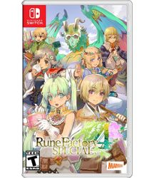 Rune Factory 4 Special Nintendo Switch Game ( )